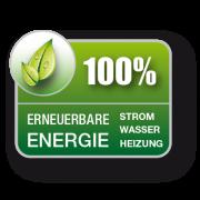 Landhaus Kienbacher - Erneuerbare Energie